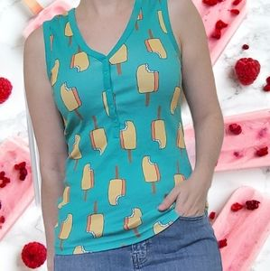 HANNAH ANDERSSON popsicle Summer tank top